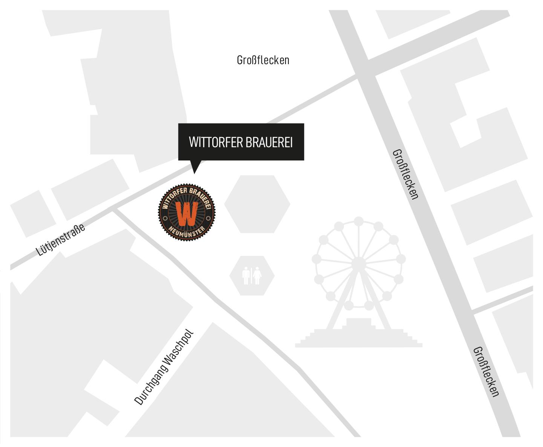 Wittorfer Brauerei Bühne